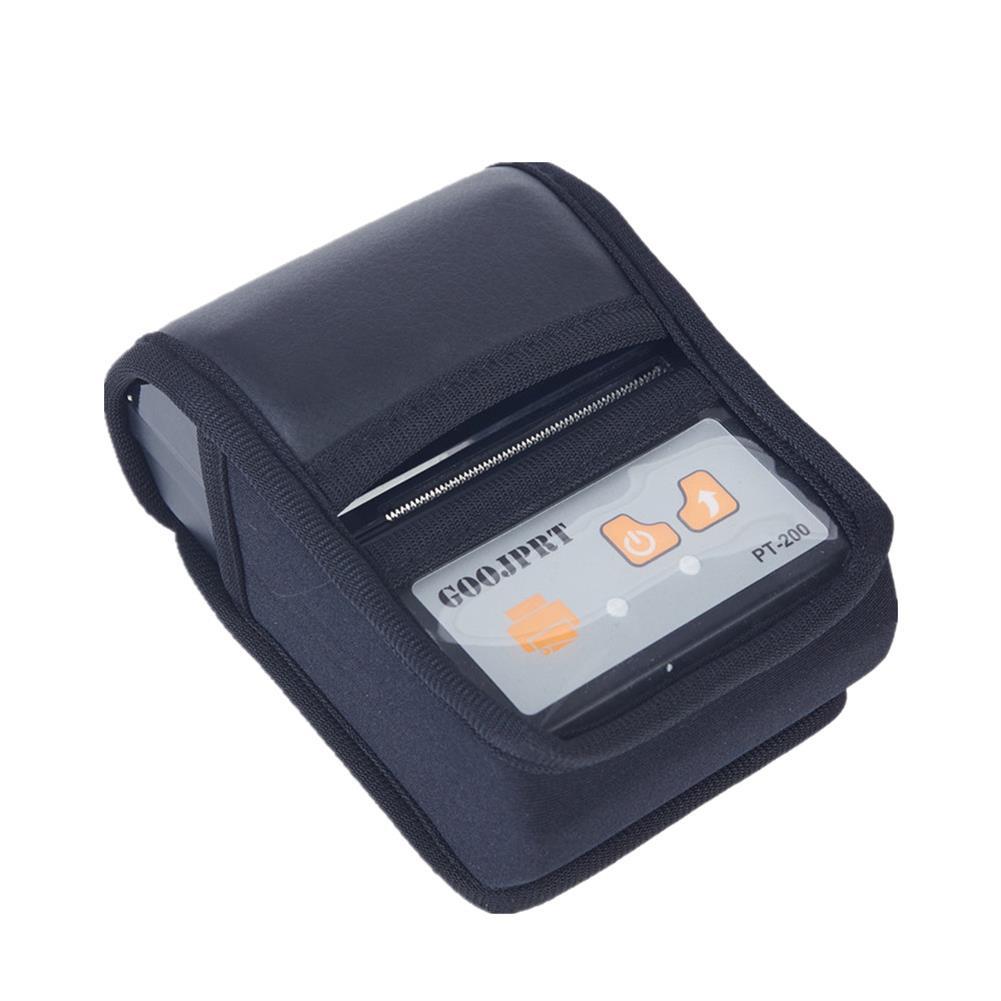 printers GOOJPRT PT-200 Printer 58mm Wireless bluetooth thermal Receipt Printer Printing Machine for Android Apple iOS HOB1347894 3 1