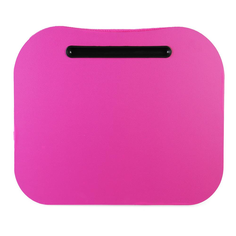 tablet-stands Portable Cushioned Laptop Desk Tray Table Outdoor Learning Desk Lazy Tables HOB1351831 3 1