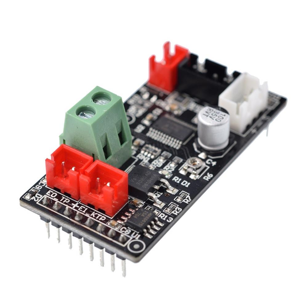 3d-printer-accessories Dlion thermal 120W 5A Dual Extruder Expansion Module for 2 Color Printing 3D Printer Parts HOB1354640 3 1