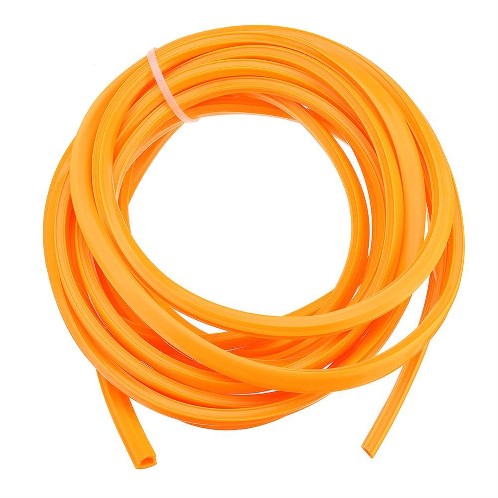 3d-printer-accessories Creality 3D 5M/lot Orange Decorative Strip for 3D Printer CR-10 300mm/400mm/500mm HOB1362492 1