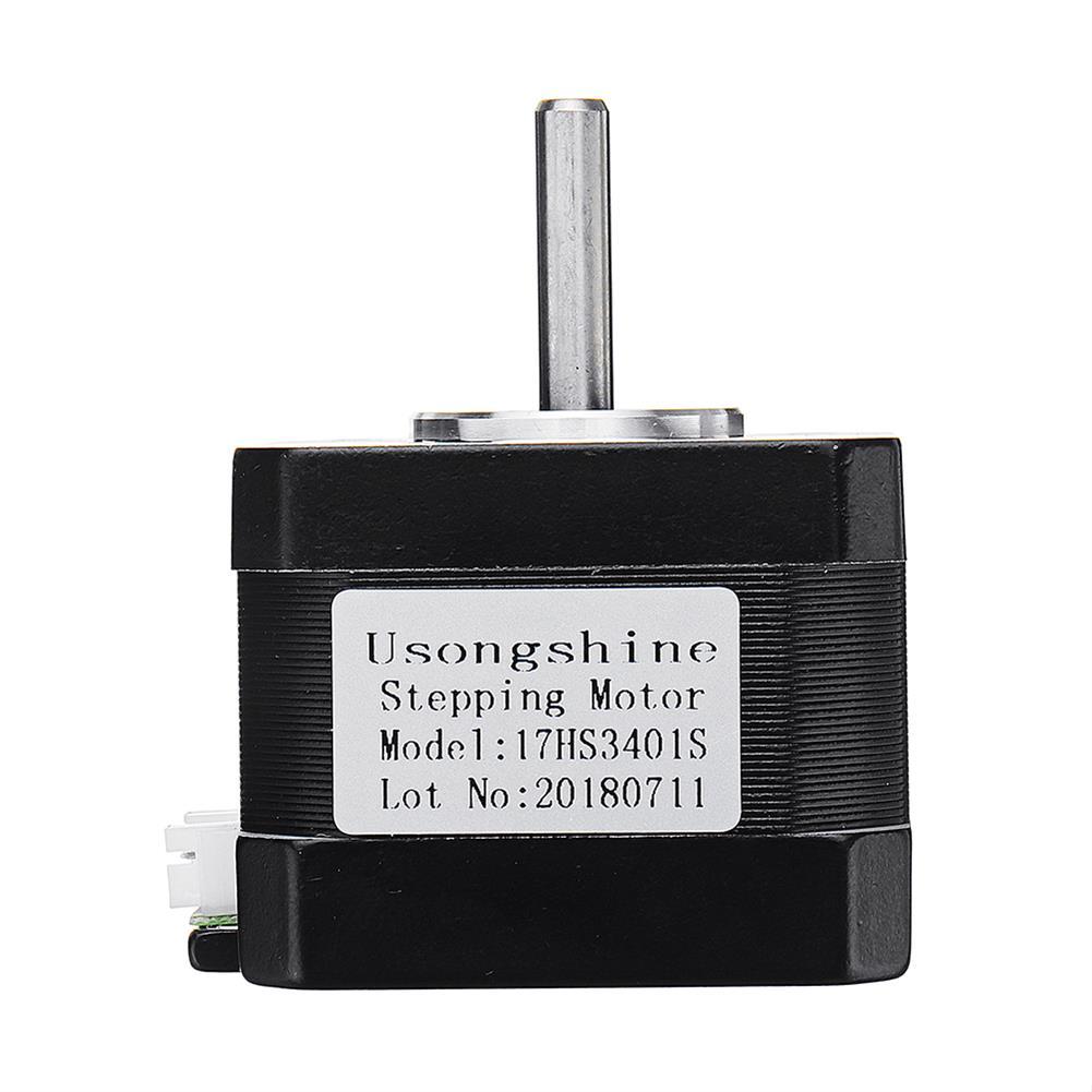 3d-printer-accessories 17HS3401S Nema17 4-lead 1.3A 42BYGH Stepper Motor for 3D Printer CNC Part HOB1366231 3 1