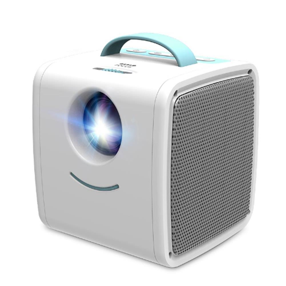 projectors-theaters Q2 LCD Mini Projector Kids Toy Projector Child Study Home HOB1375662 1