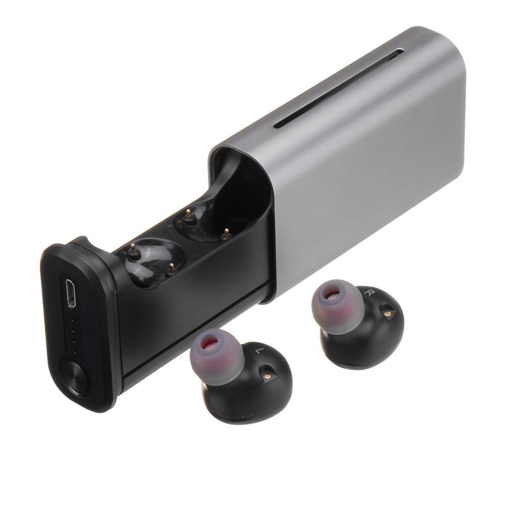 tablet-speakers-earphones Wireless TWS-JH-9106 Mini True bluetooth Twins Stereo in-Ear Headset Earphone Earbuds HOB1381389 1