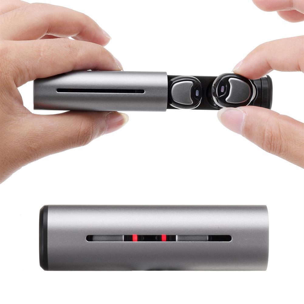tablet-speakers-earphones Wireless TWS-JH-9106 Mini True bluetooth Twins Stereo in-Ear Headset Earphone Earbuds HOB1381389 1 1