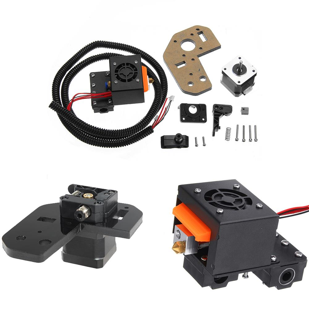 3d-printer-accessories Extruder Remote Feeding with 0.4mm Nozzle + 42 Stepper Motor Reprap Part Kit HOB1393451 1