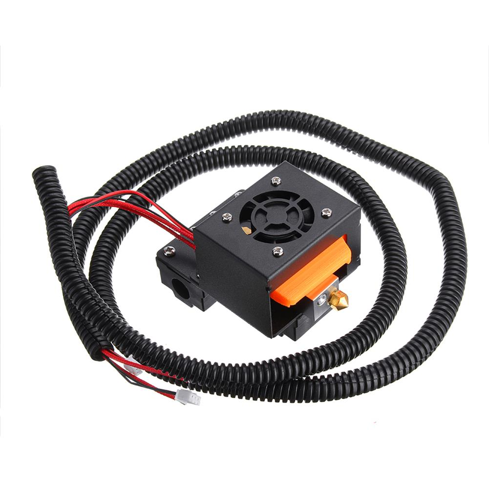 3d-printer-accessories Extruder Remote Feeding with 0.4mm Nozzle + 42 Stepper Motor Reprap Part Kit HOB1393451 2 1