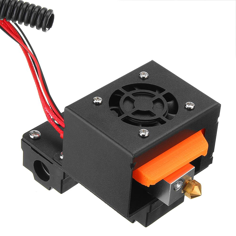 3d-printer-accessories Extruder Remote Feeding with 0.4mm Nozzle + 42 Stepper Motor Reprap Part Kit HOB1393451 3 1