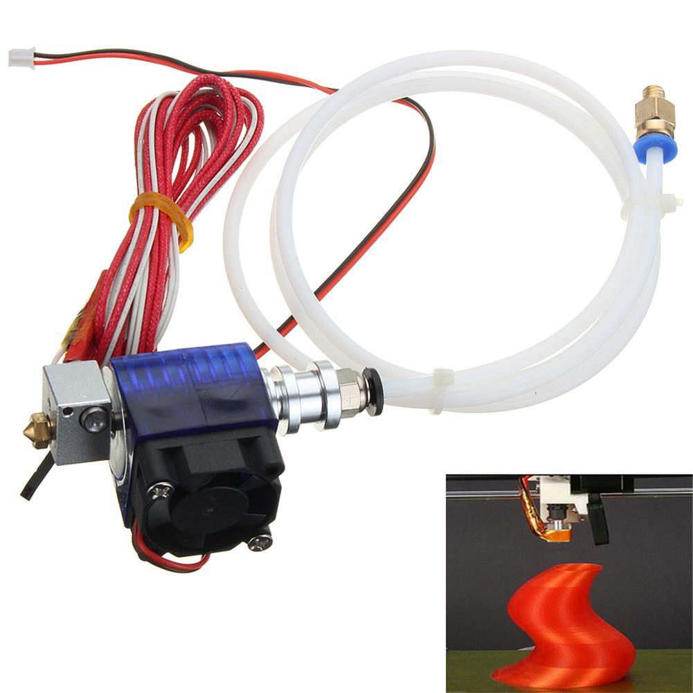 3d-printer-accessories 1.75mm 0.4mm Filament Bowden Extruder J-head Hotend for 3D Printer Part HOB1397654 1