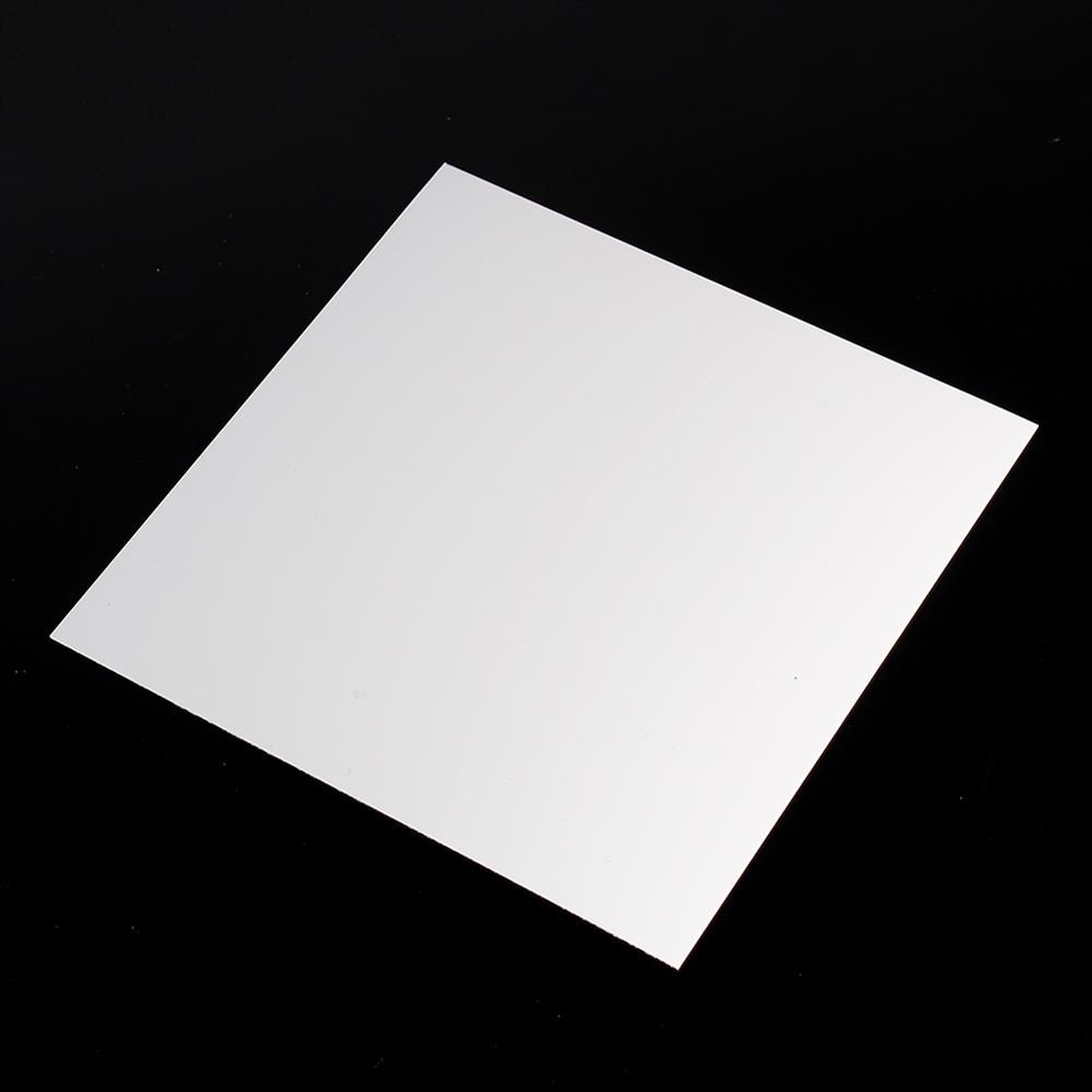 3d-printer-accessories 250*250*0.5mm Polyetherimide PEI Sheet with 3M Backing Glue for 3D Printer Heated Bed HOB1399411 3 1