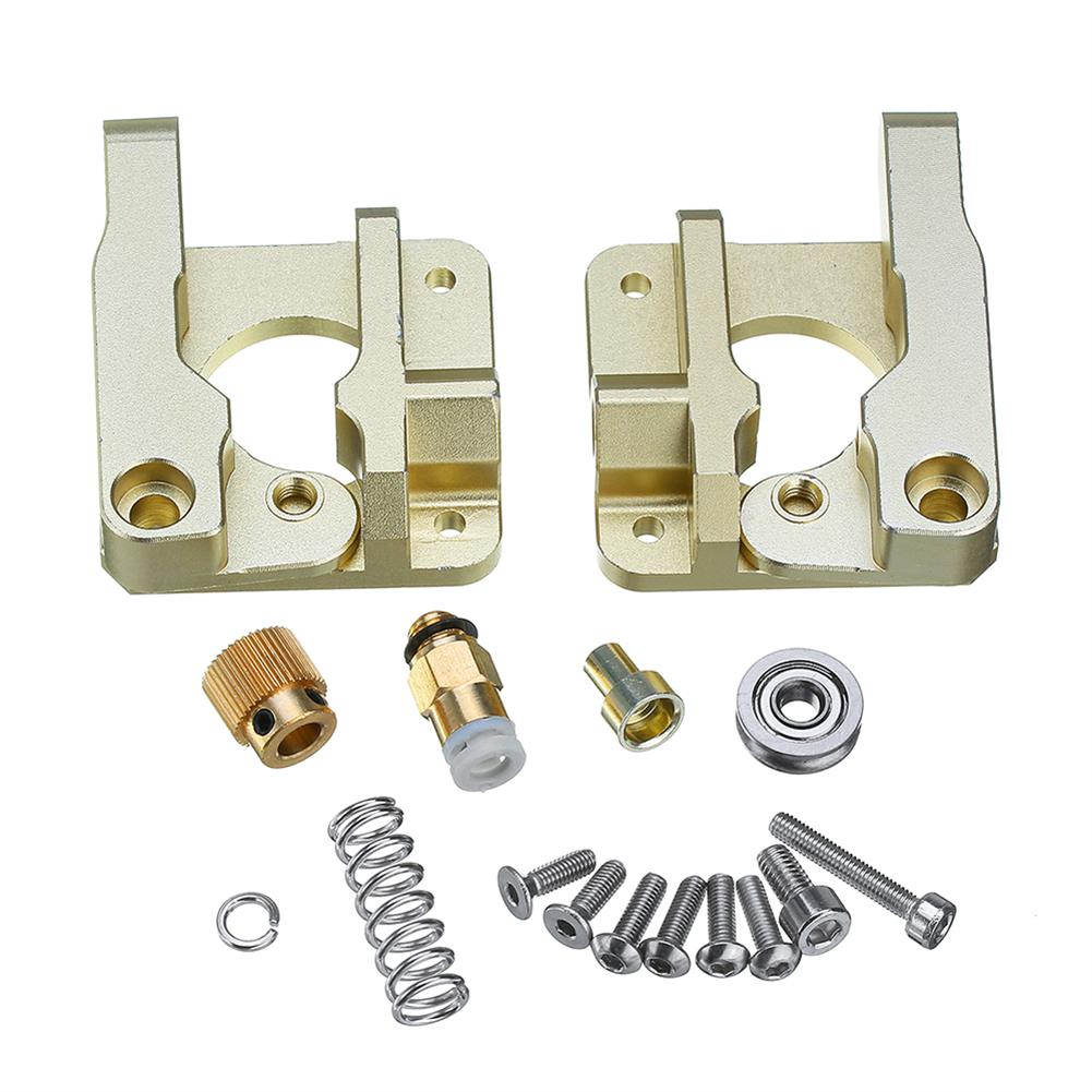 3d-printer-accessories TWO TREES Right or Left Direction All-Metal Extruder Kit for Creality CR-10 3D Printer Part HOB1407155 1