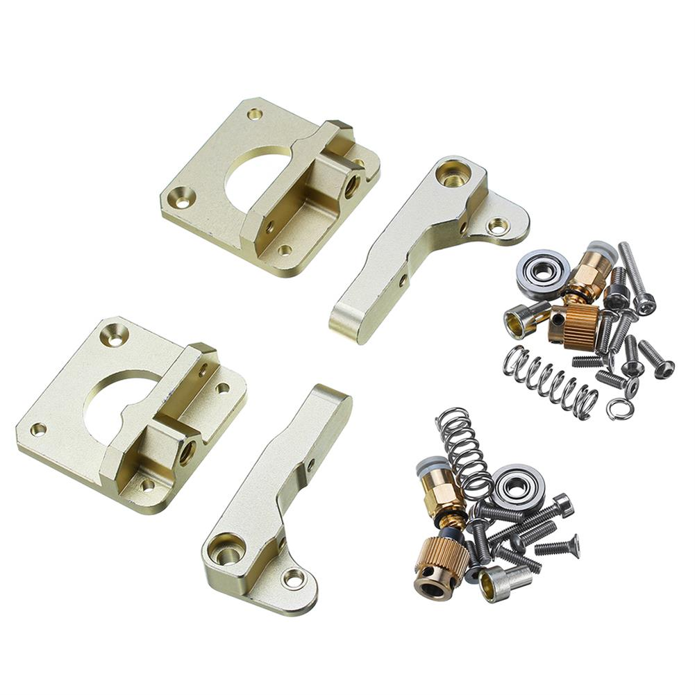 3d-printer-accessories TWO TREES Right or Left Direction All-Metal Extruder Kit for Creality CR-10 3D Printer Part HOB1407155 1 1