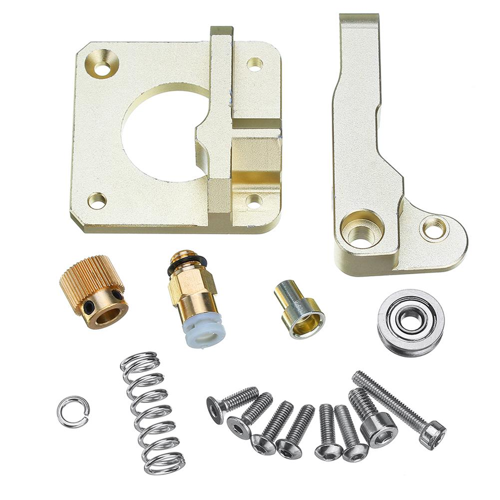 3d-printer-accessories TWO TREES Right or Left Direction All-Metal Extruder Kit for Creality CR-10 3D Printer Part HOB1407155 2 1