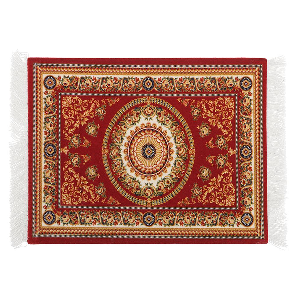mouse-pads-keyboards-mouse 23x18cm Bohemia Style Persian Rug Mouse Pad for Desktop PC Laptop Computer 1 Gift HOB1409486 1
