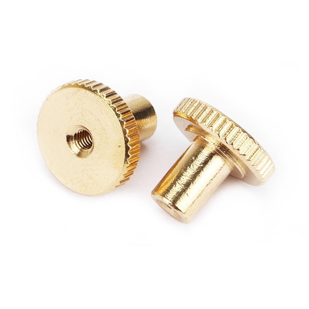 3d-printer-accessories 4PCS UM2 Ultimaker2 Special Hand Twist Leveling Nut for 3D Printer Parts HOB1414238 3 1