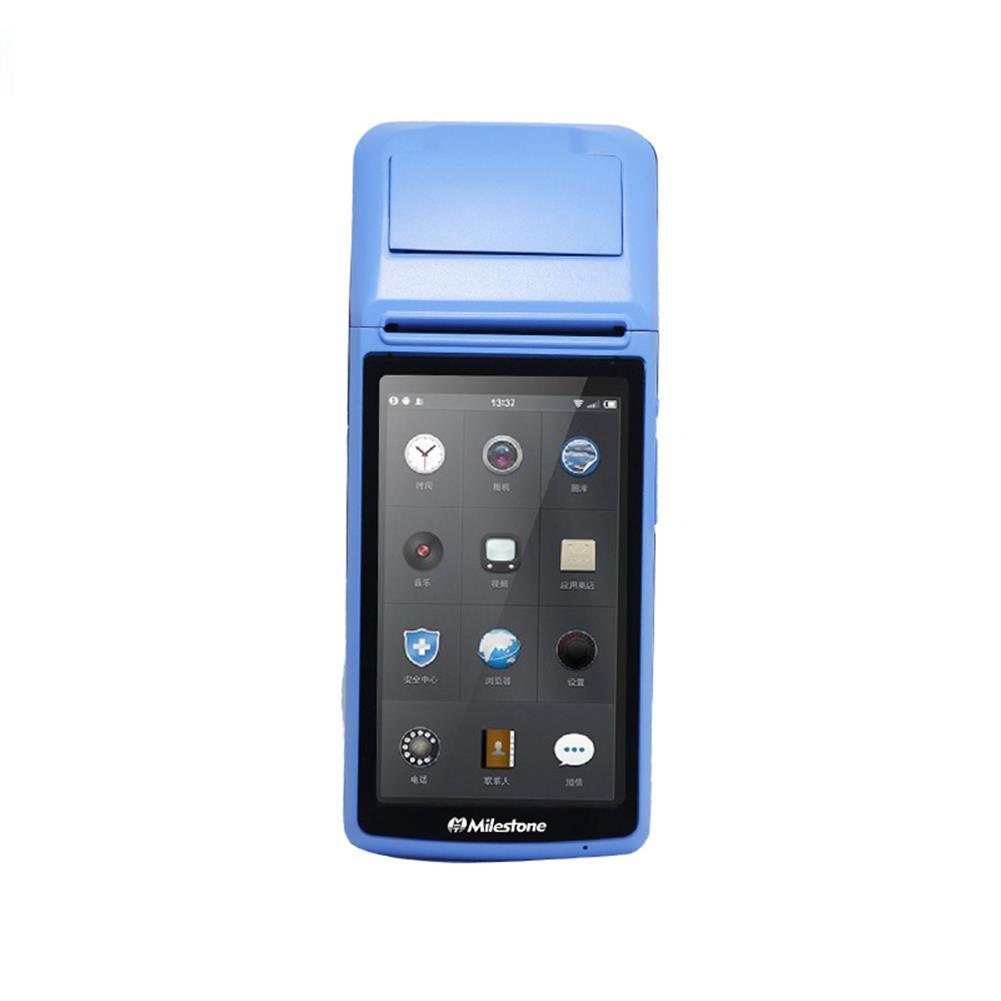 printers Milestone MHT-M1 POS thermal Receipt Label Printer Touch Screen bluetooth WIFI GPRS Printing Machine USB SIM for Android HOB1422943 1