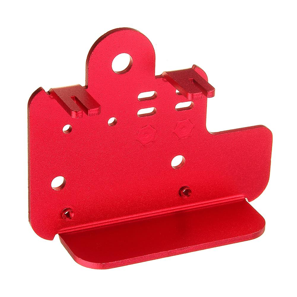 3d-printer-accessories Creality 3D Extruder Back Plate 2.5mm Aluminium Plate for CR-10S Pro 3D Printer Part HOB1424185 1