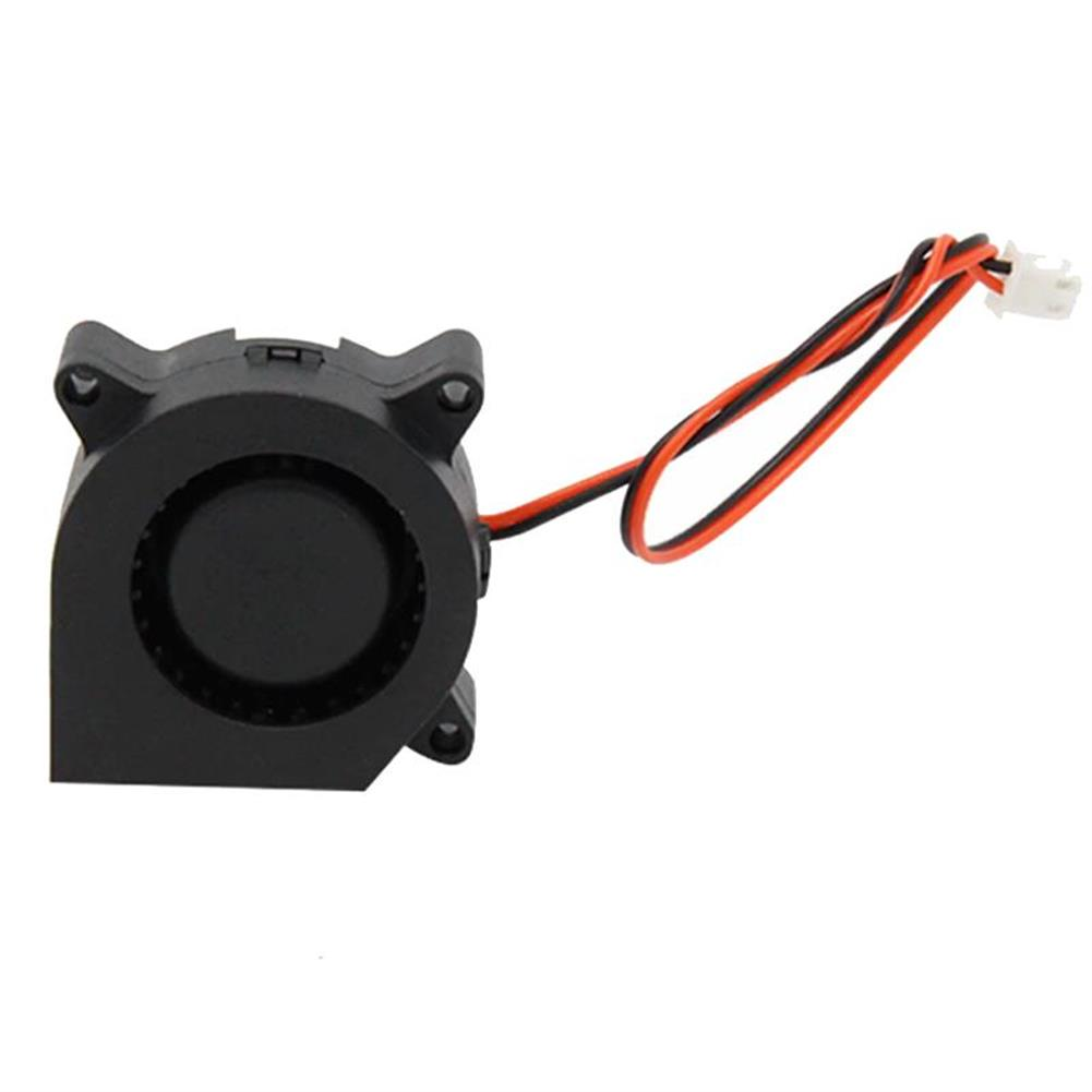 3d-printer-accessories DC 12v 4020 Brushless Sleeve Bearing Turbo Blower Cooling Fan with XH2.54-2P Cable HOB1425580 1 1