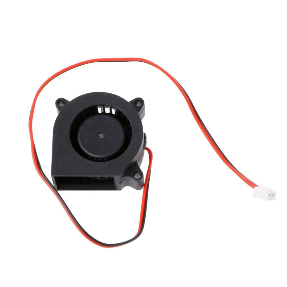 3d-printer-accessories DC 12v 4020 Brushless Sleeve Bearing Turbo Blower Cooling Fan with XH2.54-2P Cable HOB1425580 2 1