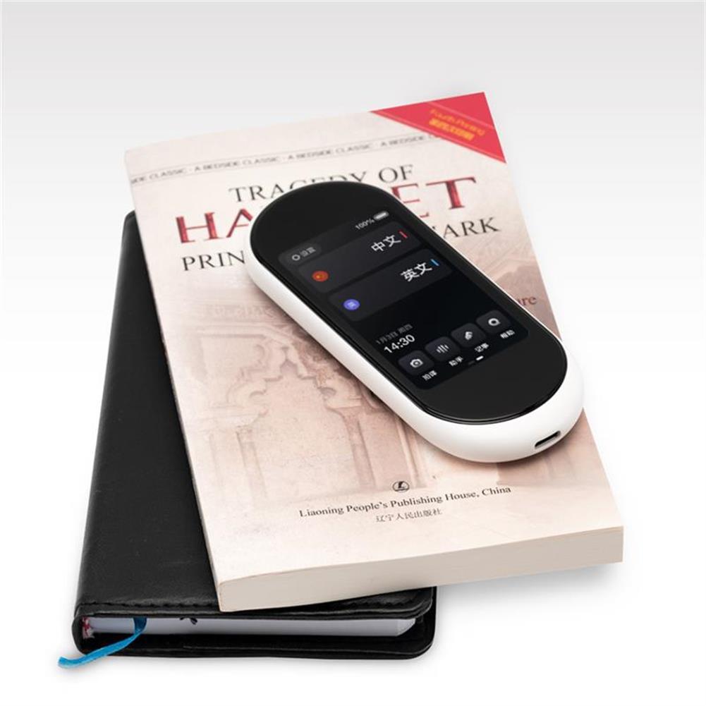 electronic-dictionaries-translators YOUDAO Translator 2.0 Support 28 Languages Chinese English Japanese Korean offline Translation Machine Portable Voice Photo Translation Device HOB1452760 3 1