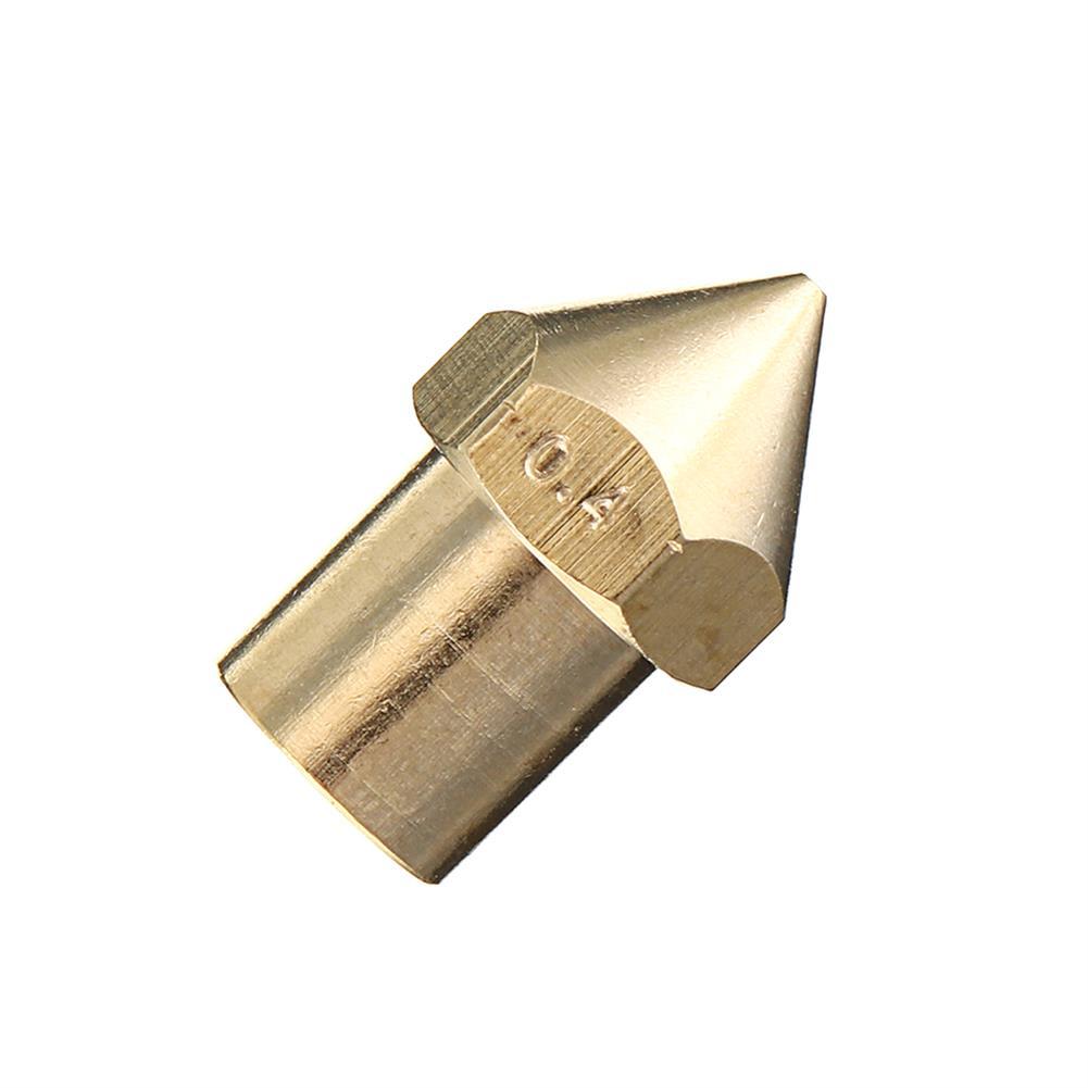 3d-printer-accessories 0.4mm 3.0mm Filament Creatbot Brass Nozzle for 3D Printer HOB1452781 1