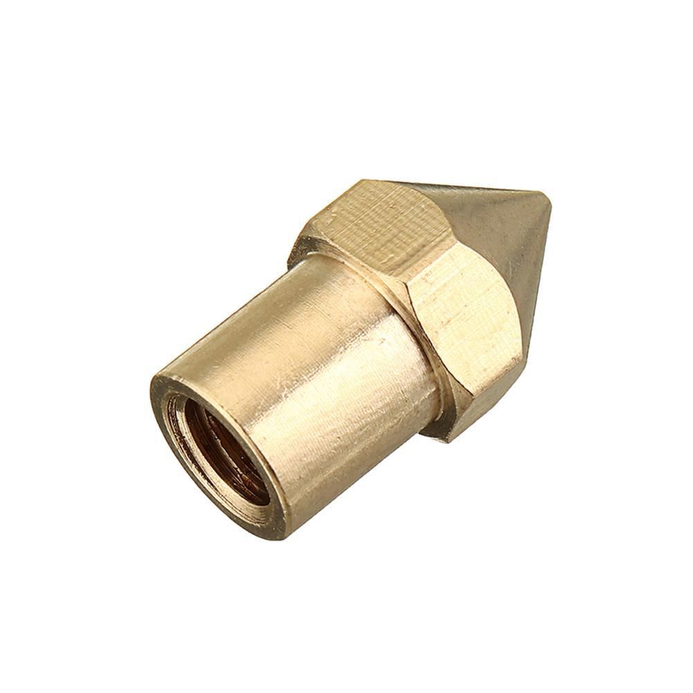 3d-printer-accessories 0.4mm 3.0mm Filament Creatbot Brass Nozzle for 3D Printer HOB1452781 1 1