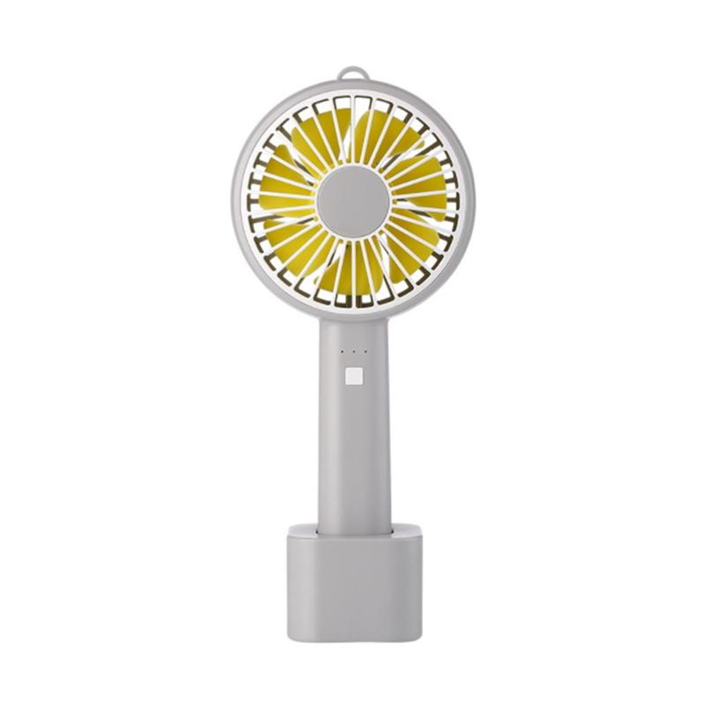 other-learning-office-supplies Well Star WT-M6 Portable Mini USB Fan Handheld Chargeable Desktop Air Cooling Fan for Home office Student Dormitory Outdoors Travelling HOB1459663 2 1