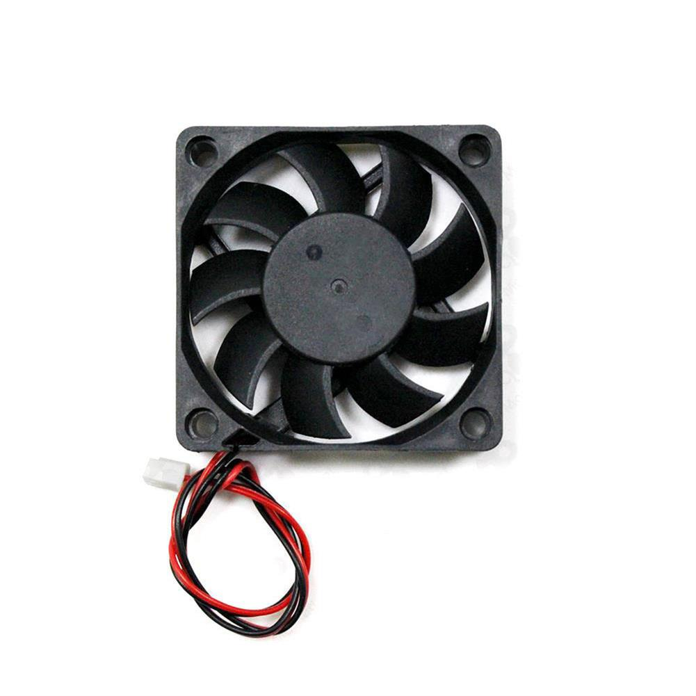 3d-printer-accessories 8pcs 12v 6015 60*60*15mm Cooling Fan with Cable for 3D Printer Part HOB1464690 1