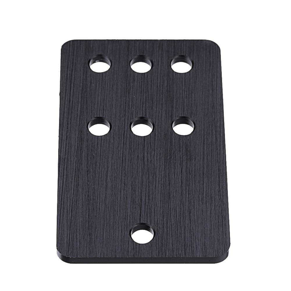 3d-printer-accessories Guide Pulley Fixed Mounting Plate Pulley installation Fixing Plate for 3D Printer HOB1465388 3 1