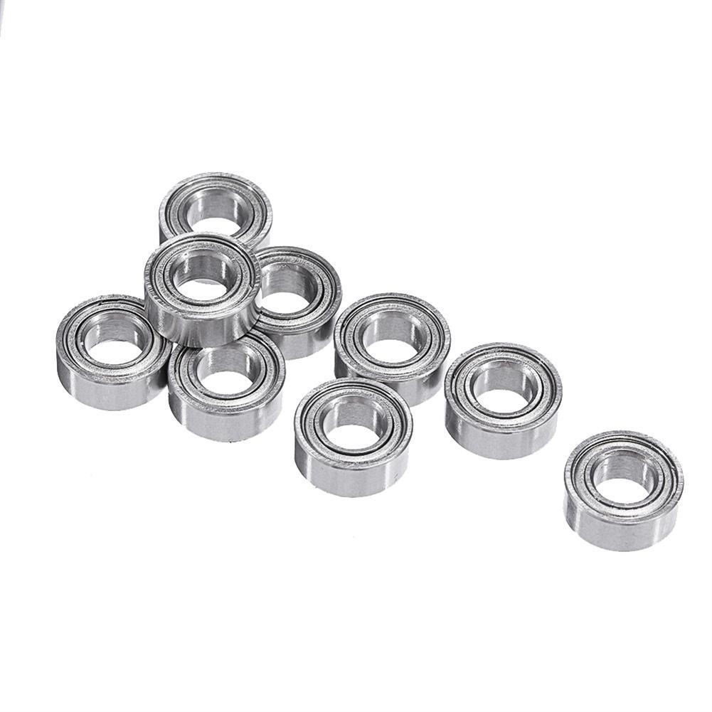 3d-printer-accessories 10Pcs Mini Ball Bearing MR105 10x5x4mm for 3D Printer HOB1465391 2 1