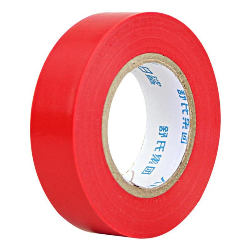 other-learning-office-supplies Electrical Tape PVC 18mm*15m insulating Tapes Lead-free Waterproof Wear-resistant Flame Retardant Heat Resistant Electrical Tape HOB1475570 1