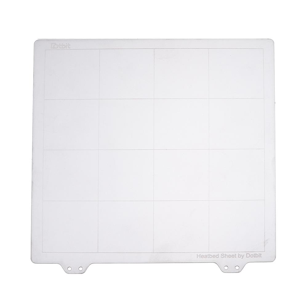 3d-printer-accessories 200*200mm Hot Bed Heated Bed Steel Plate with Adhesive PEI Sheet for 3D Printer HOB1477637 2 1