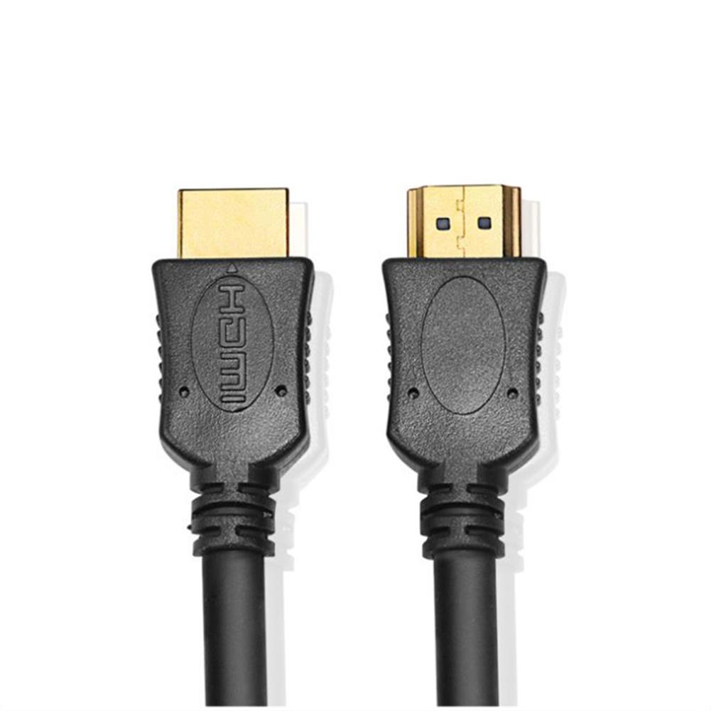 video-cables-connectors QG HD QG03 5M HD HD Cable Male Cable 2.0 4K 1080P 3D HD Adapter Cord UHD Video Cable for PS3 PS4 Xbox Projector LCD TV HOB1480685 1