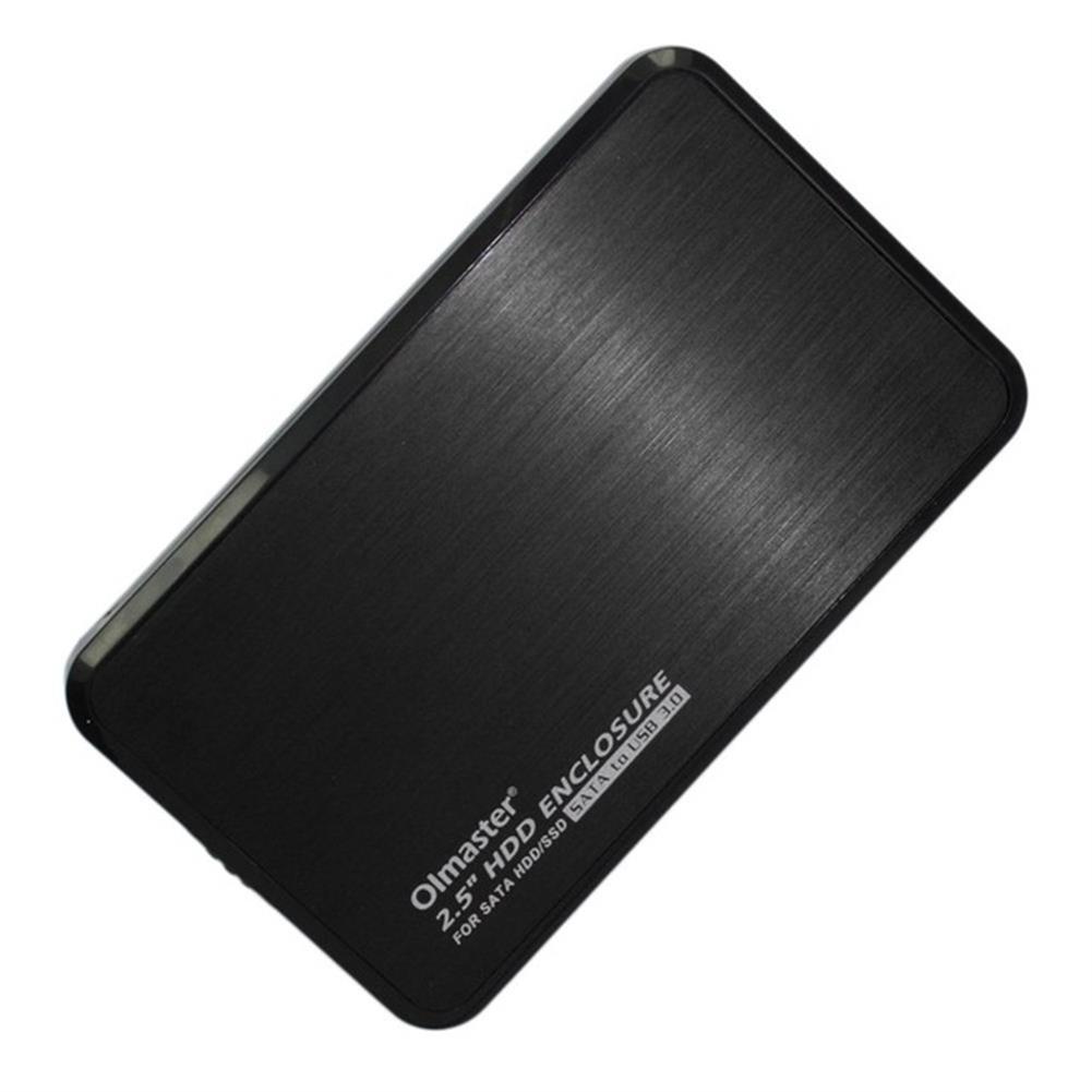 hdd-ssd-enclosures Olmaster EB-2506U3 2.5 inch SSD HDD Enclosure Docking Station Sata USB 3.0 HDD Base for Notebook PC Hard Disk Drive HOB1485731 1