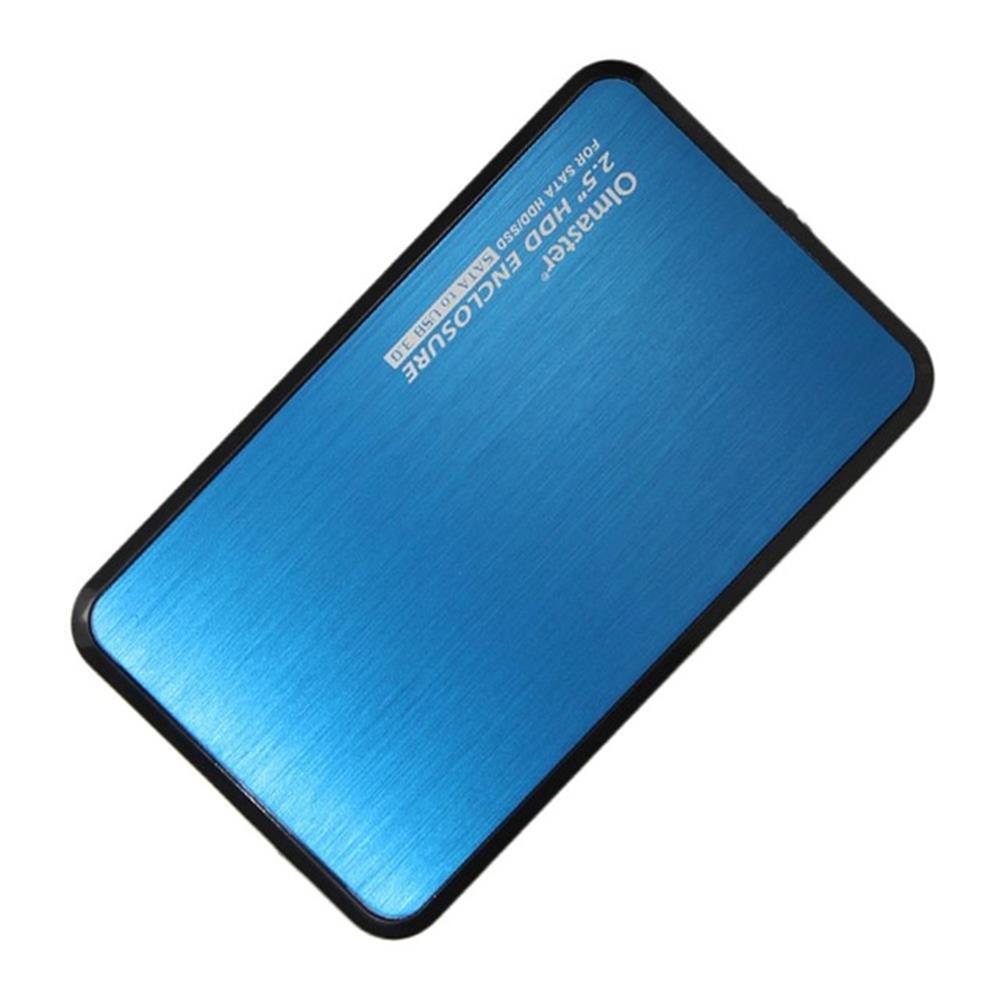 hdd-ssd-enclosures Olmaster EB-2506U3 2.5 inch SSD HDD Enclosure Docking Station Sata USB 3.0 HDD Base for Notebook PC Hard Disk Drive HOB1485731 1 1