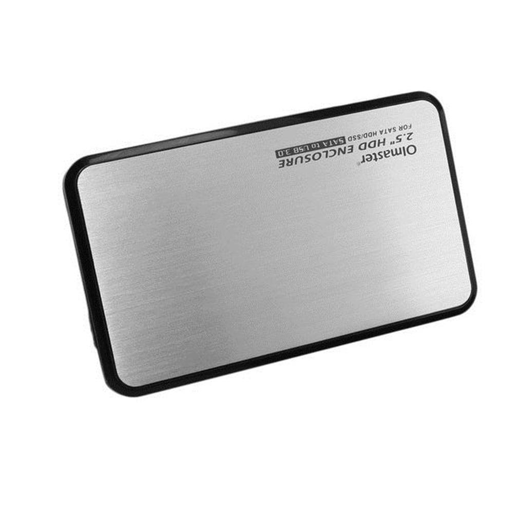 hdd-ssd-enclosures Olmaster EB-2506U3 2.5 inch SSD HDD Enclosure Docking Station Sata USB 3.0 HDD Base for Notebook PC Hard Disk Drive HOB1485731 2 1