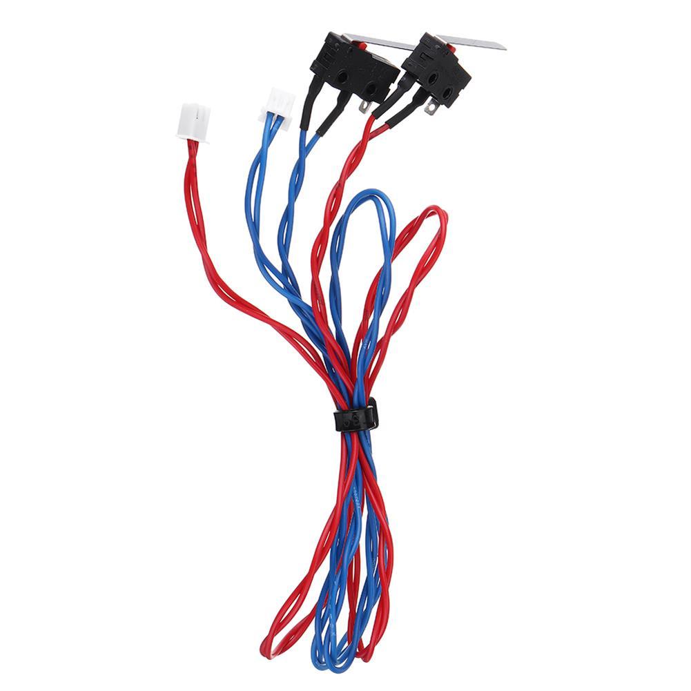 3d-printer-accessories 3Pcs UM2 Standard Version Elevated Edition 3 Color Limit Switch Endstop Switch Kit for 3D Printer HOB1493185 1 1