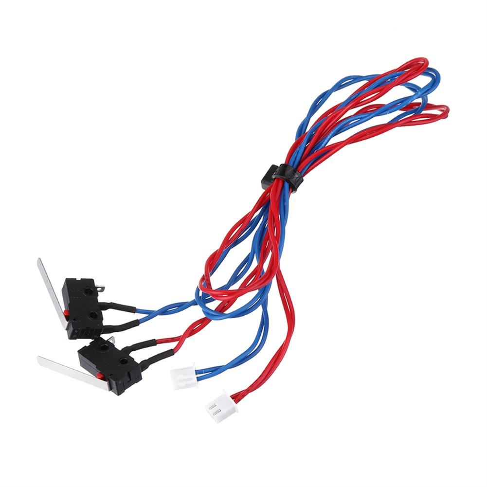 3d-printer-accessories 3Pcs UM2 Standard Version Elevated Edition 3 Color Limit Switch Endstop Switch Kit for 3D Printer HOB1493185 3 1