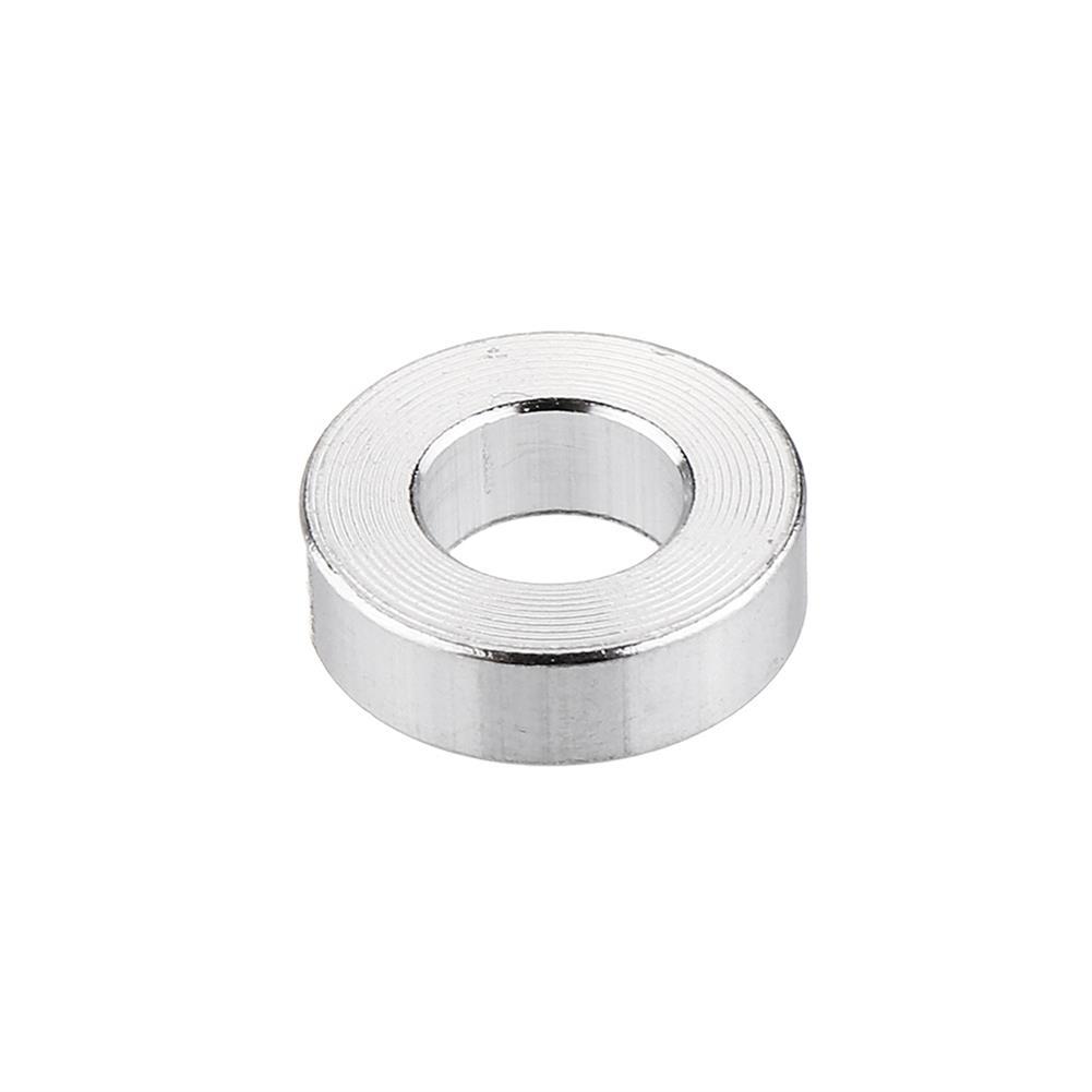 3d-printer-accessories 10Pcs 3mm Aluminum Column Flat Gasket Sleeve for 3D Printer HOB1493390 2 1