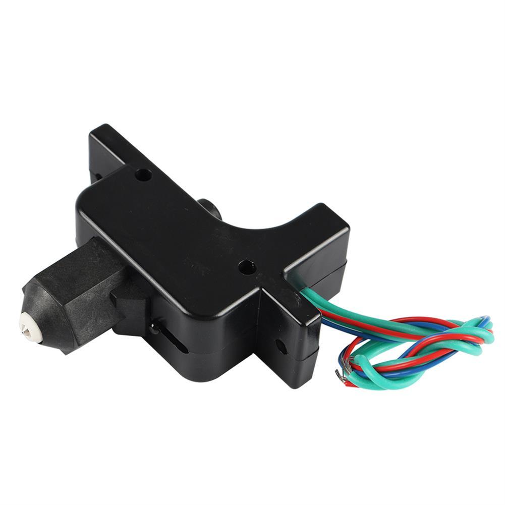 3d-printer-accessories 24V Removable 1.75mm 0.4mm Extruder Nozzle 100K Resistance + Stepper Motor + Cooling Fan Kit for 3D Printer HOB1493493 3 1