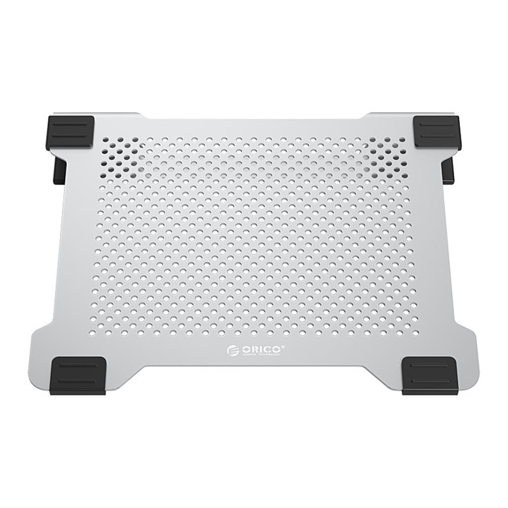 cooling-pads-stands ORICO 14/15.6 inch Multifunctional Laptop Cooling Pad Notebook Cooler Radiator with 2 Fans Aluminum Bracket for Macbook 14/15.6 inch PC Laptops HOB1500346 2 1