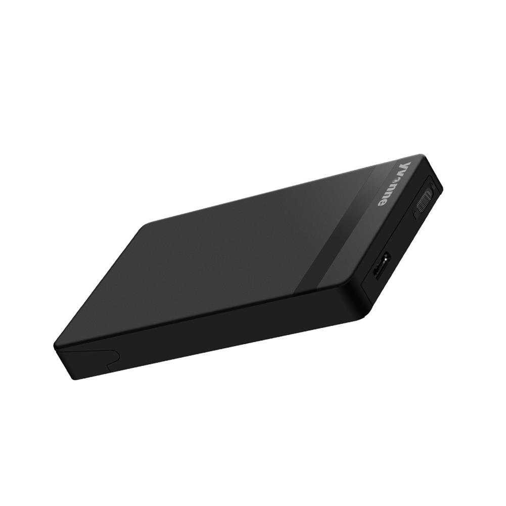 hdd-ssd-enclosures Yvonne HD213 2.5 inch SSD HDD Enclosure Solid State Drive Hard Drive Disk Enclosure with SATA to USB 3.0 for Windows 98SE ME 2000 XP VISTA Mac OS HOB1515997 3 1