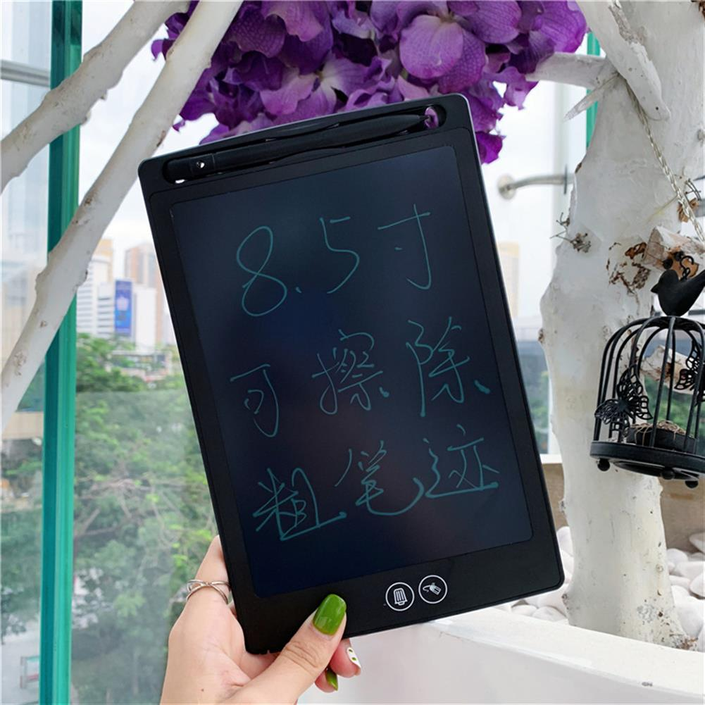 writing-tablet 8.5 inch LCD Writing Tablet Digital Drawing Board Electronic Handwriting Pad Message Graphics Board Kids Writing Board Font Children Gifts HOB1524855 1