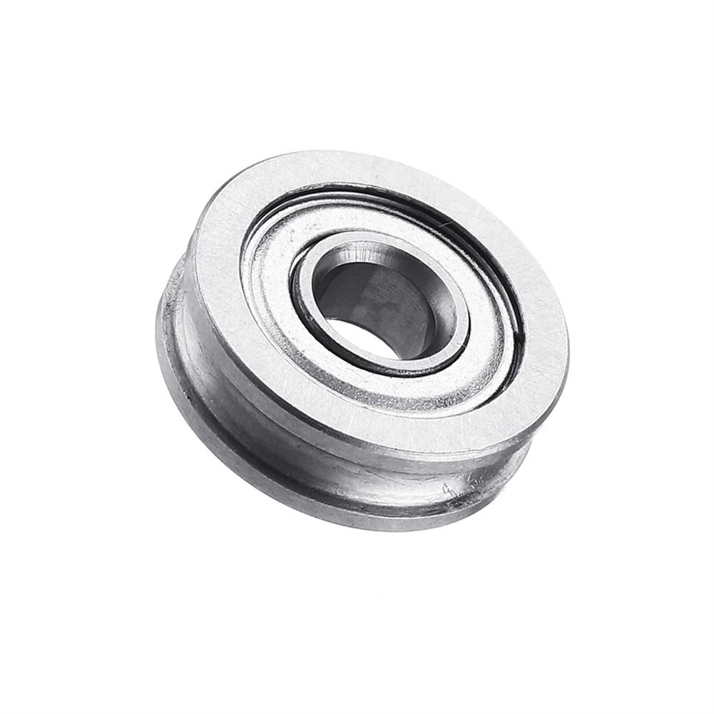3d-printer-accessories Anet U604ZZ U-groove Pulley Bearing for 3D Printer Extruder Timing Belt Parts HOB1524901 1