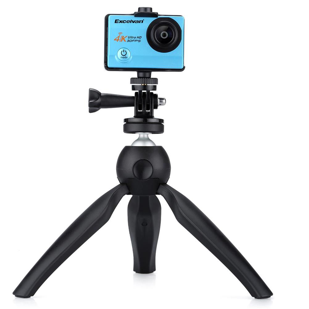 projector-stand K3 Mini Tripod for Smartphone&Phone Holder Stand Mount for iPhone X 7 Canon Nikon Gopro Portable Selfie Camera Monopod Accessory Projector Tripod HOB1525289 1