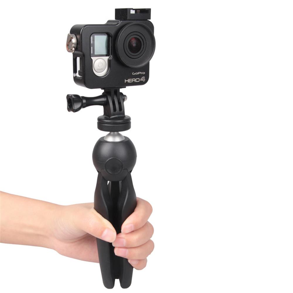 projector-stand K3 Mini Tripod for Smartphone&Phone Holder Stand Mount for iPhone X 7 Canon Nikon Gopro Portable Selfie Camera Monopod Accessory Projector Tripod HOB1525289 1 1
