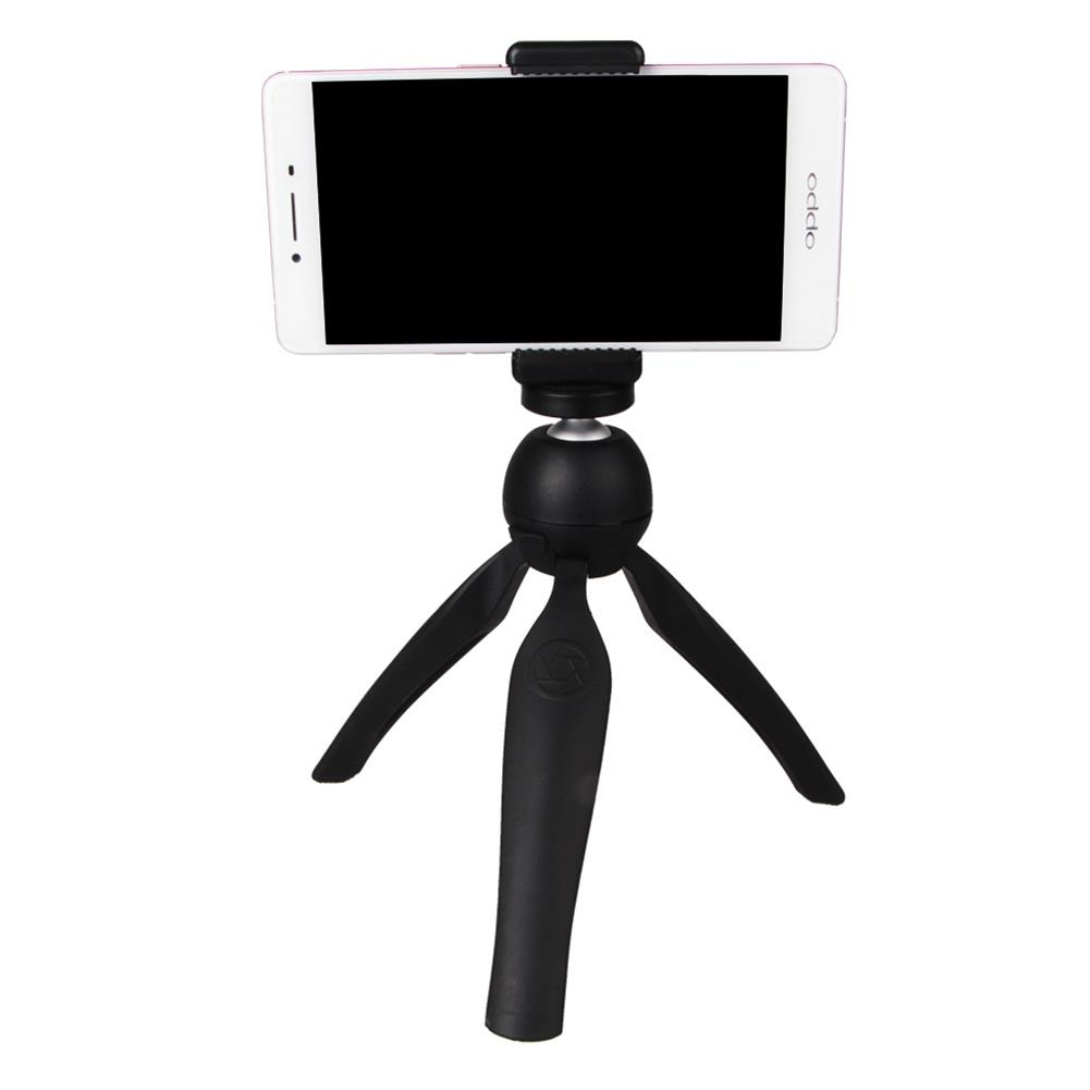 projector-stand K3 Mini Tripod for Smartphone&Phone Holder Stand Mount for iPhone X 7 Canon Nikon Gopro Portable Selfie Camera Monopod Accessory Projector Tripod HOB1525289 2 1