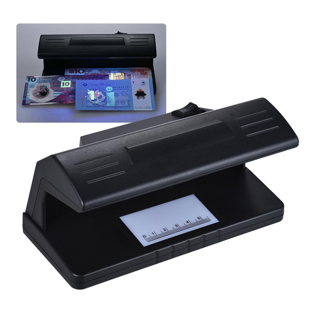 money-counter 318 Ultraviolet UV Bill Detector Mini Cash Money Currency Detecting Machine Handy Bill Cash Banknote Counter Money Battery Powered Bank Note Checkerake Polymer Bank Note Checker HOB1525924 2 1