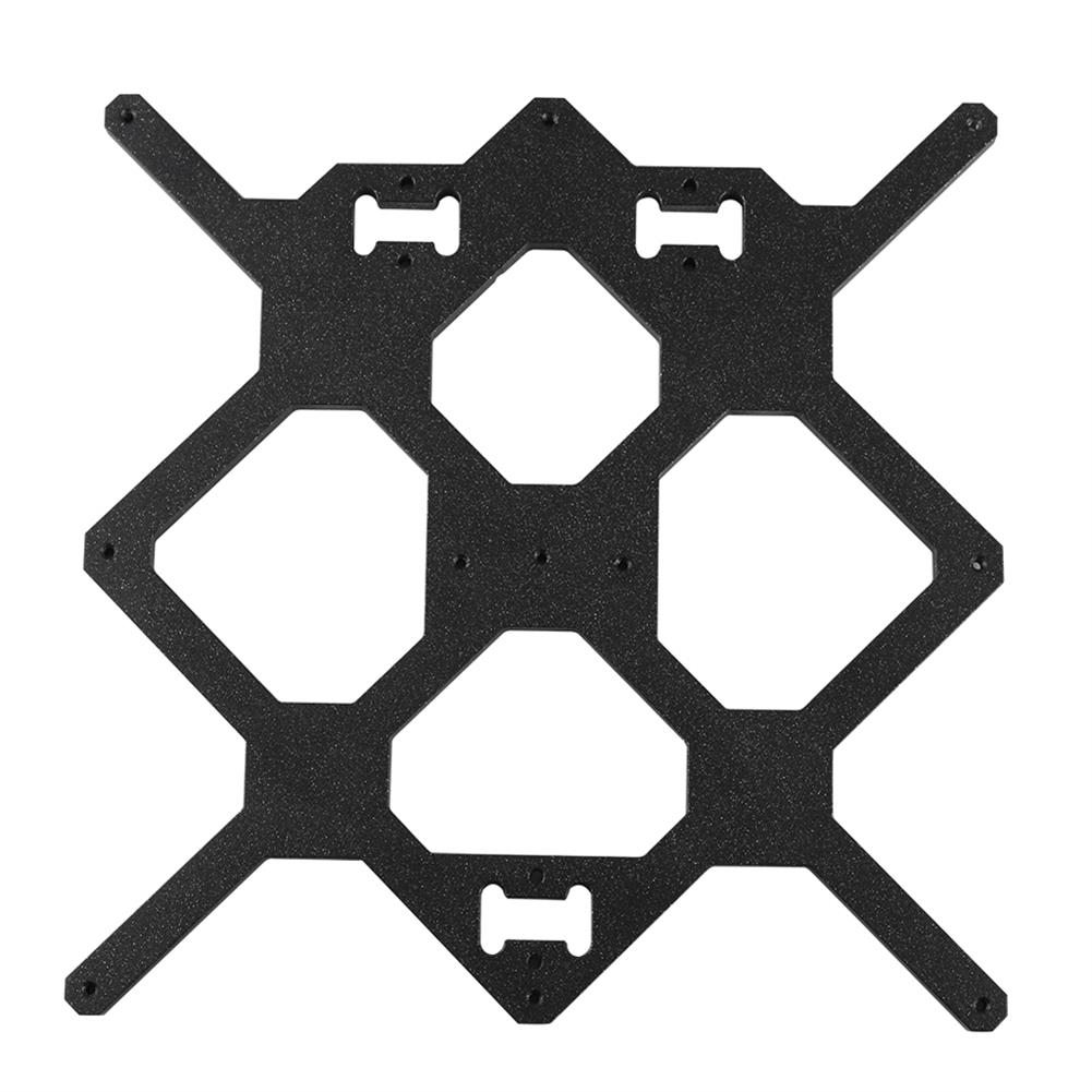 3d-printer-accessories MK3 MK2.5 Y A-xis Hot Bed Support Plate with LM8UU Hoop Fittings for 3D Printer HOB1525971 3 1