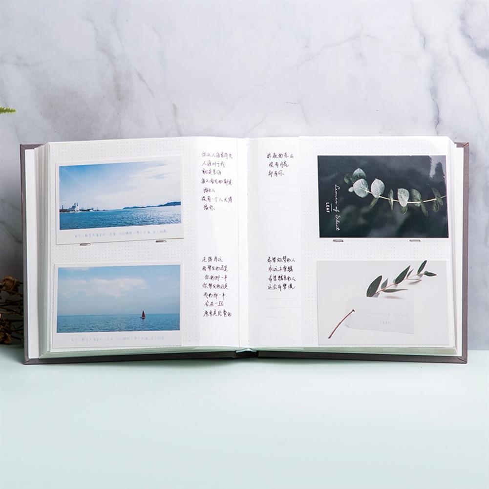 desktop-off-surface-shelves [From XM ] Self Adhesive Photo Album Nusign Scrapbook Album Photo Book Wedding Guest Book DIY Anniversary Memory Album Book HOB1529423 2 1
