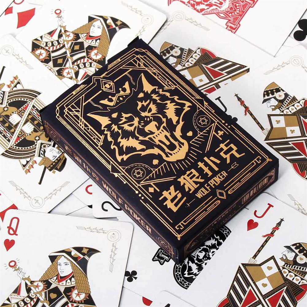 paper-notebooks XIAOMI YOUPIN Creative Game Card Werewolf Killing Poker Playing Cards Board Games HOB1529518 2 1